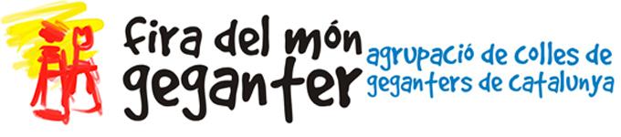 Fira Món Geganter Logo