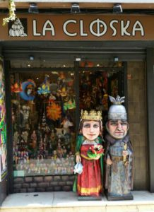 Logotip La Closka