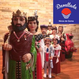 Logotip Davallada