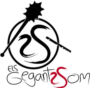 Logotip Els Gegants Som