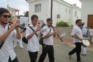 Grup de grallers Músx