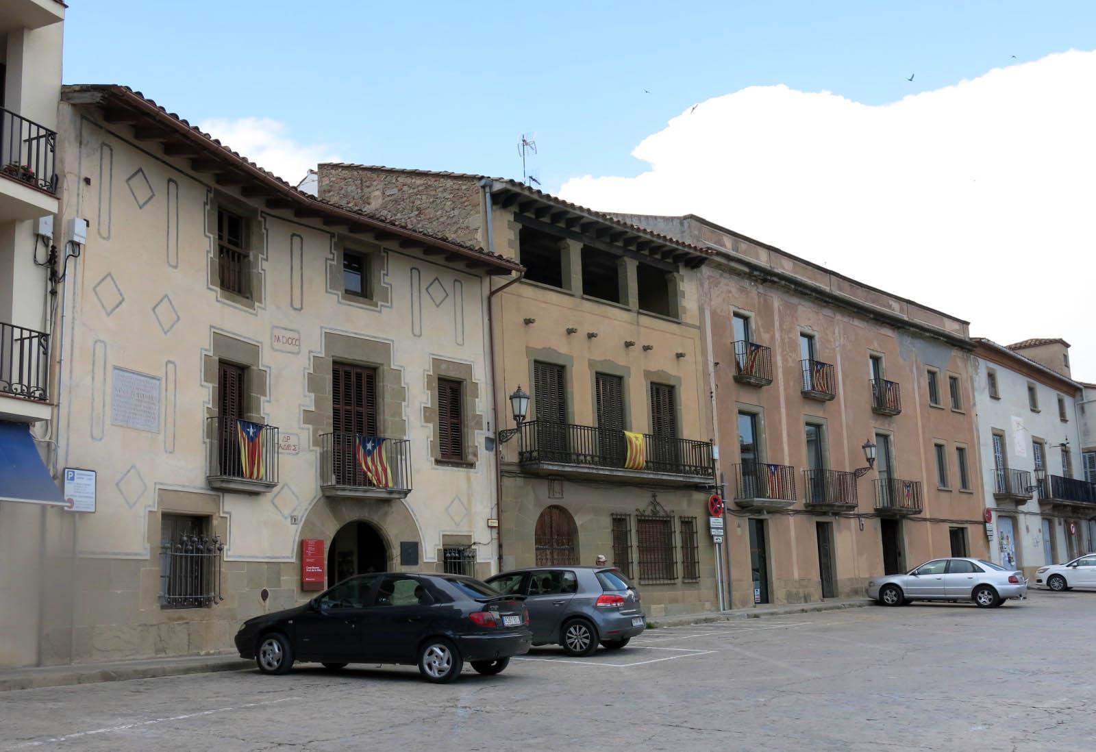 Plaça Prat de la Riba